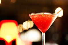 Try out this delicious Florida #Strawberry #Jalapeño #Margarita. It's hot, sweet and sour all at once!