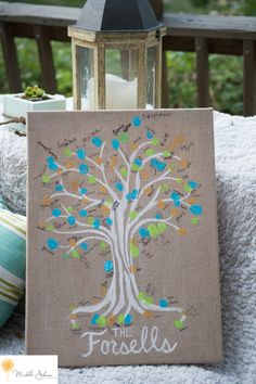 michelle johnson photography, green mountain ranch lytle creek, thump print guest book