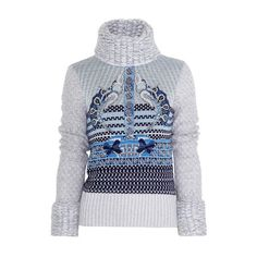 Apres Ski Shop Winter Sweaters ❤ liked on Polyvore featuring sweaters and tops