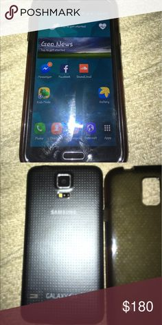 Galaxy s5 It's in perfect condition & unlocked to any carrier only thing is im missing the a charger Polo by Ralph Lauren Other