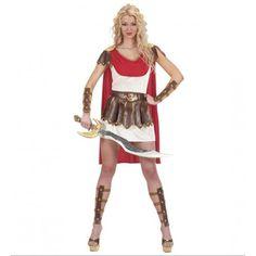 Warrior Princess Womens Costume - from Halloween HQ Girl Costumes, Adult Costumes, Costumes For Women, Halloween Hq, Halloween Costumes, Warrior Princess, Roman Soldier Costume, Gladiator Costumes, Costumes