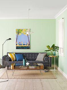 Gyprock Alto™ Cornice. Contemporary living space.