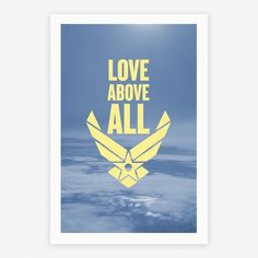 Love Above All | Posters, Giclee Prints and Art Prints | HUMAN