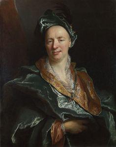 Portrait of a Man  probably 1710, Nicolas de Largillierre