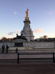 Outside Buckingham