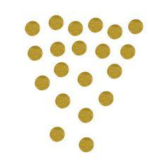 Wall Stickers - Gold Spot