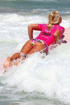 asses Teen surfer girl
