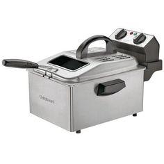 Waring Pro - Cuisinart Professional Deep Fryer - CDF250C - Home Depot Canada