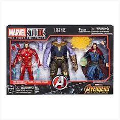 Shelf Wear Marvel Legends Series THOR -CULL OBS BAF New in Box Pad Env Ship