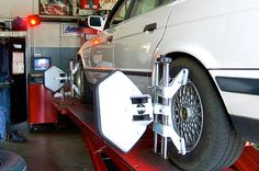 Get an Alignment When Your Improperly - Routine alignments are necessary so that your continues to drive correctly. Any changes in the quality of driving should be examined promptly, so an alignment can be acquired. Wheel Alignment Service, Tire Alignment, Used Tires, Service Quality, Salt Lake City, Tired, Vehicles, Work Hard, Routine