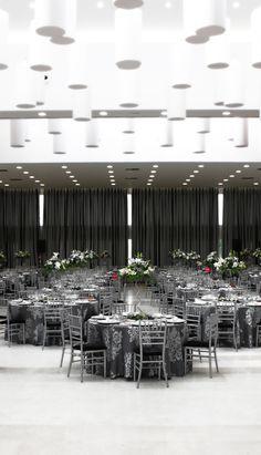 Salón Platinum Spa, Environment
