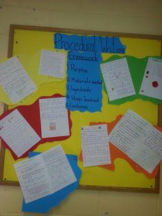 Procedural writing  recipe Procedural Writing, Infants, Teaching, Recipe, Kids, Menudo Recipe, Babies, Rezepte, Learning
