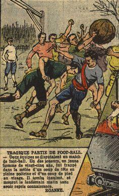 C'est en quelle année que le ballon de foot a eu une taille réglementaire ? #ParceQueLà