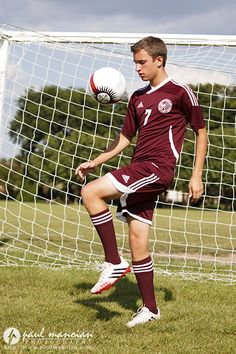 Soccer and Golf Senior Pictures   U of D Jesuit Senior Portraits Photography soccer senior pictures 20130618e