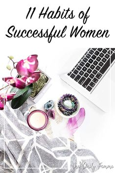 Whatever successful means to you, there are certain habits of successful women that help them to achieve their own success. Which habits do you have? Repin to share the success with others.