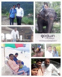 Mr.anil from Nasik....enjoyed Kerala honeymoon trip with Godwin holidays!!  For Booking: Call / Whatsapp : +91 9995218935, +91 9895999412 Website : www.honeymoonpackagekerala.in | www.godwinholidays.com