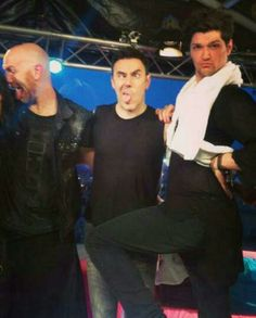 The Script - their expression.LOL You could look at this pic for years and still have no idea what they were thinking The Script Band, Danny The Script, Danny O'donoghue, Know Your Name, Soundtrack To My Life, Jon Bon Jovi, Maroon 5, Music Stuff, Music Is Life
