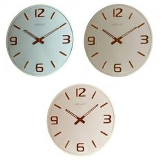 New Henley Modern Dome Aluminium Wall Clock now available at profitable prices!!  http://www.dkwholesale.com/catalog/product/view/id/12895/s/henley-modern-dome-aluminium-wall-clock-rose-gold-40cm/