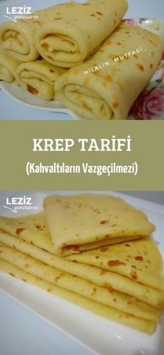 Krep Tarifi (Kahvaltıların Vazgeçilmezi) – Kahvaltılıklar – Las recetas más prácticas y fáciles Breakfast Toast, Breakfast Items, Chicken Breakfast, Crepe Recipes, New Recipes, Perfect Pancake Recipe, Best Breakfast Recipes, Turkish Recipes, Family Meals
