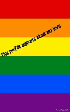 Repin if you do with a #LOVEisLOVE << I'm not straight, so of course I do