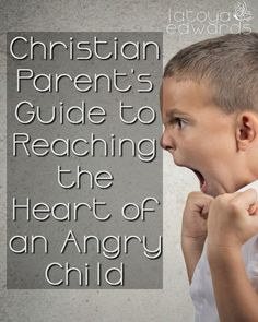 Are you raising an angry child? It can be hard to know what to do and how to help but there is hope. With a little hard work you can get to the heart of your angry child!