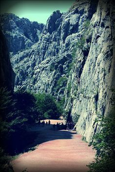 National Park Paklenica, Croatia, x