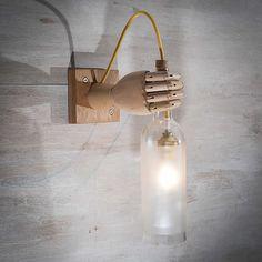Mannequin Hand Lamp by EuNa Designs – upcycleDZINE