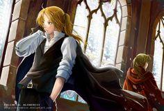 Fullmetal Alchemist fan art by ~darkmello