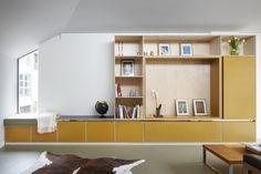 1 Godson Street, Contemporary House within RIBA award winning scheme by Edgley Design, London Architects based in Islington.