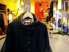Our shop in Barcelona. Anna Povo A/W 13