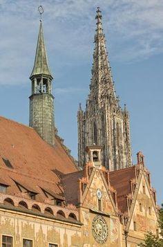 Süddeutschland: Warum ihr Ulm besuchen solltet - [GEO]