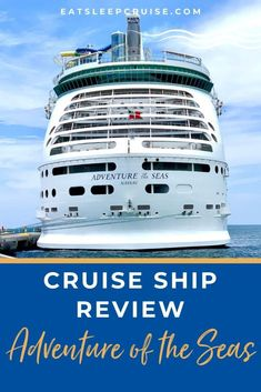 Adventure of the Seas Cruise Ship Scorecard Review - Find out what it is like on the first Royal Caribbean cruise from North America with our Adventure of the Seas Ship Scorecard review! Cruise Checklist, Cruise Tips, Royal Caribbean Ships, Royal Caribbean Cruise, Liberty Of The Seas, Navigator Of The Seas, Royal Caribbean International, Cruise Reviews