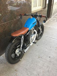 #46 Suzuki GN125