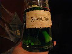 Radiant Sun: Halloween Apothecary jars