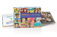 Learn about kids from 192 countries in this great book! Supports our work around the world!