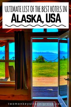 Ultimate List of Best Hotels in Alaska, USA You can also celebrate different events in the state. This includes the Iditarod Sled Dog Race, which is one of the most anticipated events in the USA. You can bring your family or a loved one here, and you'll surely enjoy. Best luxury hotels in Achorage; Best luxury hotels in Homer; Best luxury hotels in Talkeetna; and Best luxury hotels in Copper Center.