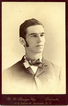 Dr. James Oliver Longstreet, c. 1910  Submitted by Perrin Drumm