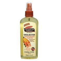 Spray Moisturizer, Baking Soda Shampoo, Moisturize Hair, Hair Oil, Cocoa Butter, Strengthen Hair, Healthy Hair, Hair Removal, Body Care