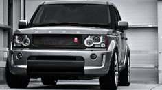 Land Rover Discovery Led Daytime Running Lights Accessory by Kahn Design   Interior, Exterior and Fashion Accessories