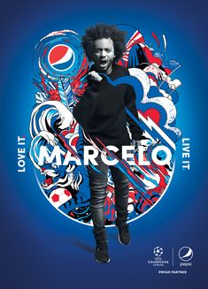 Pepsi by Danny Clinch on Behance