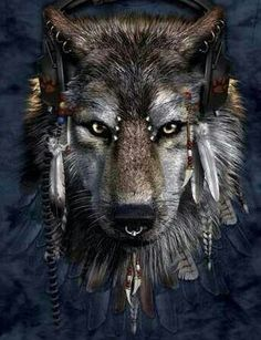 Totemic Wolf Meanings: Loyalty, Cunning, Generosity, Intelligence, Friendliness, Compassion, Communication. Totem wolf symbols belong to those who truly understand the depth of passion that belong to this noble creature. The Wolf is a representative of deep faith, and profound understanding. Further, the Wolf possess a high intellect, and have been observed using strategies about hunting, habitat and migration.