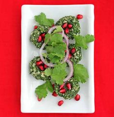 Spinach Walnut Dip from @Jeanette | Jeanette's Healthy Living