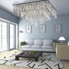 flush mount for living room