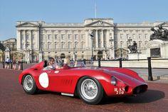 1955 Maserati 300S Chassis 3054