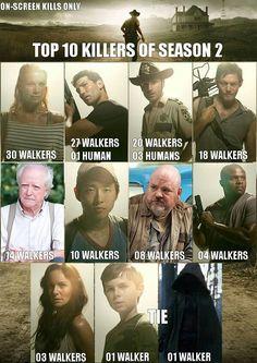 Kills Season 2 #TWD