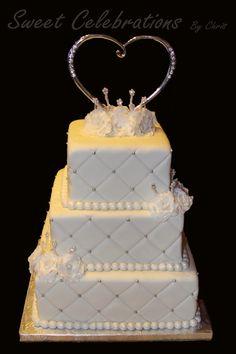 Allen Wedding Cake