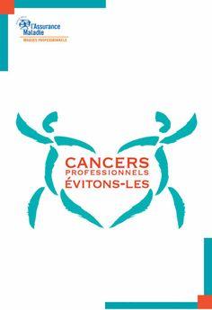 Cancers professionnels : agir aujourd'hui pour prévenir les cancers de demain. Assurance Maladie. RP : Manifeste