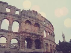 #croatia #pula #arena