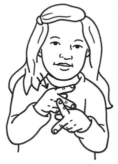 American Sign Language - CAREFUL: Make two K hands and, turning your hands sideways (pinkie-sides down), place one K hand on top of the other, and tap a few times.