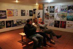 Afiche.16º Festival de Cine. Valdivia, Chile. 2009 on Behance Photo Wall, Behance, Pageants, Film Festival, Proposals, Photograph